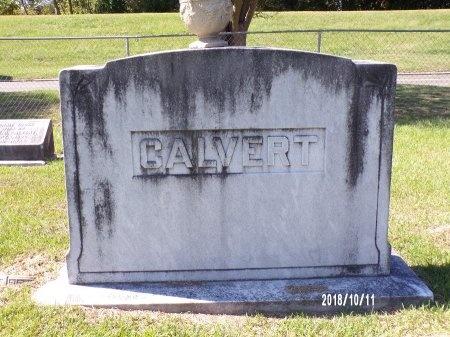 CALVERT, MEMORIAL - Ouachita County, Louisiana | MEMORIAL CALVERT - Louisiana Gravestone Photos