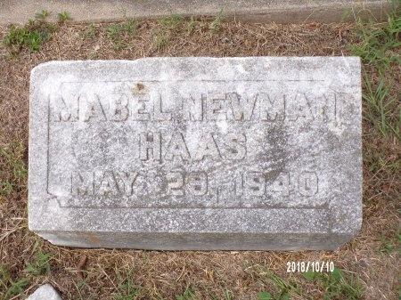 NEWMAN HAAS, MABEL - Ouachita County, Louisiana   MABEL NEWMAN HAAS - Louisiana Gravestone Photos