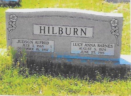 BARNES HILBURN, LUCY ANNA - Ouachita County, Louisiana | LUCY ANNA BARNES HILBURN - Louisiana Gravestone Photos