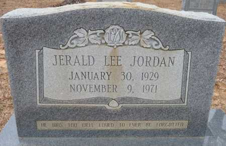 JORDAN, JERALD LEE - Ouachita County, Louisiana   JERALD LEE JORDAN - Louisiana Gravestone Photos