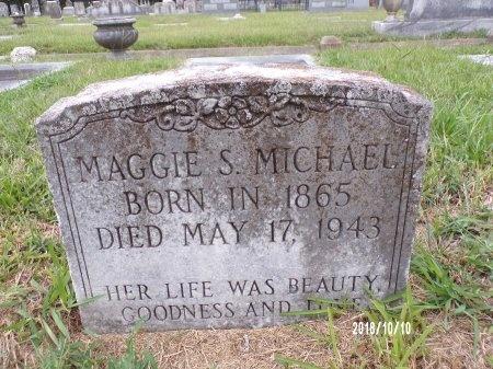 MICHAEL, MAGGIE S - Ouachita County, Louisiana | MAGGIE S MICHAEL - Louisiana Gravestone Photos