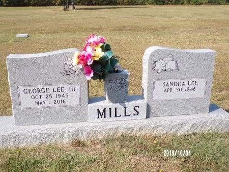 MILLS, GEORGE LEE, III - Ouachita County, Louisiana | GEORGE LEE, III MILLS - Louisiana Gravestone Photos