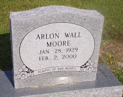 MOORE, ARLON - Ouachita County, Louisiana   ARLON MOORE - Louisiana Gravestone Photos