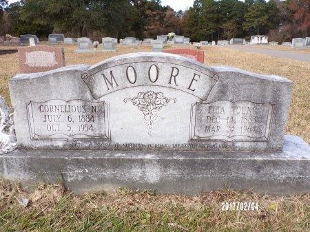 MOORE, ETTA - Ouachita County, Louisiana | ETTA MOORE - Louisiana Gravestone Photos