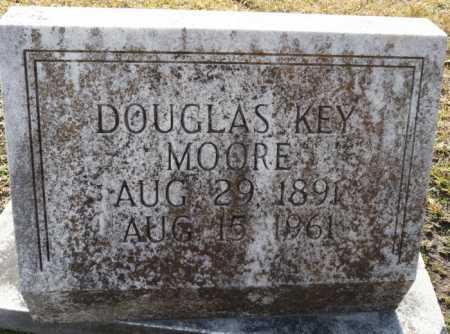 MOORE, DOUGLAS KEY - Ouachita County, Louisiana | DOUGLAS KEY MOORE - Louisiana Gravestone Photos