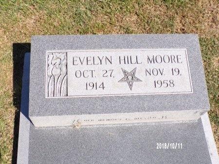 MOORE, EVELYN - Ouachita County, Louisiana   EVELYN MOORE - Louisiana Gravestone Photos
