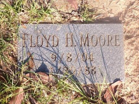 MOORE, FLOYD H - Ouachita County, Louisiana   FLOYD H MOORE - Louisiana Gravestone Photos