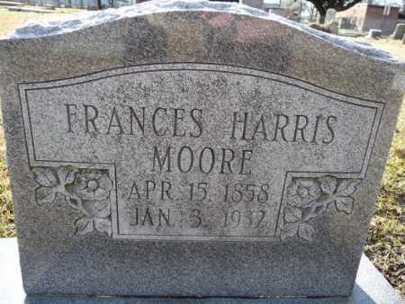 MOORE, FRANCES - Ouachita County, Louisiana | FRANCES MOORE - Louisiana Gravestone Photos