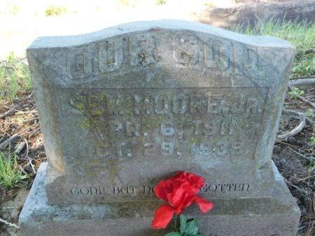 MOORE, ISOM, JR - Ouachita County, Louisiana | ISOM, JR MOORE - Louisiana Gravestone Photos