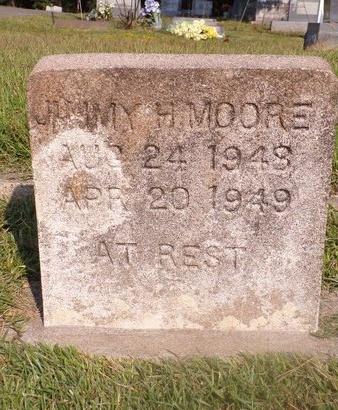 MOORE, JIMMY HAROLD - Ouachita County, Louisiana | JIMMY HAROLD MOORE - Louisiana Gravestone Photos