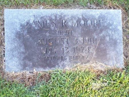 "MOORE, JAMES R ""MUTT"" - Ouachita County, Louisiana | JAMES R ""MUTT"" MOORE - Louisiana Gravestone Photos"