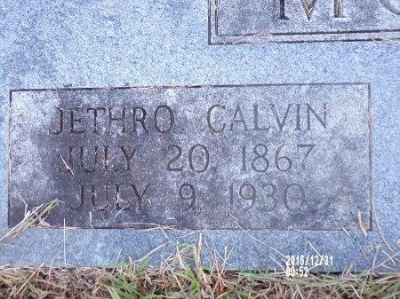 MOORE, JETHRO CALVIN (CLOSE UP) - Ouachita County, Louisiana   JETHRO CALVIN (CLOSE UP) MOORE - Louisiana Gravestone Photos