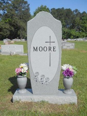 MOORE, MEMORIAL - Ouachita County, Louisiana   MEMORIAL MOORE - Louisiana Gravestone Photos