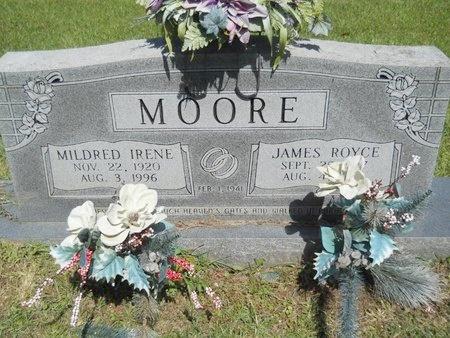 MOORE, JAMES ROYCE - Ouachita County, Louisiana | JAMES ROYCE MOORE - Louisiana Gravestone Photos