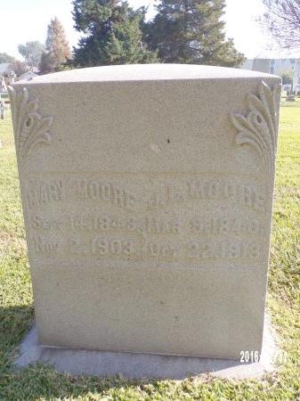 MOORE, MARY - Ouachita County, Louisiana   MARY MOORE - Louisiana Gravestone Photos