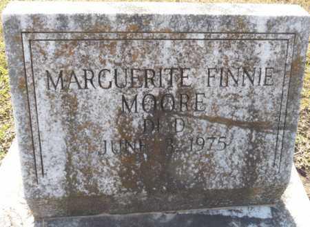 MOORE, MARGUERITE FINNIE - Ouachita County, Louisiana | MARGUERITE FINNIE MOORE - Louisiana Gravestone Photos