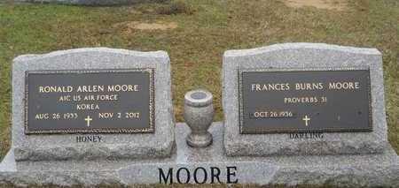 MOORE, RONALD ARLEN (VETERAN KOR) - Ouachita County, Louisiana | RONALD ARLEN (VETERAN KOR) MOORE - Louisiana Gravestone Photos
