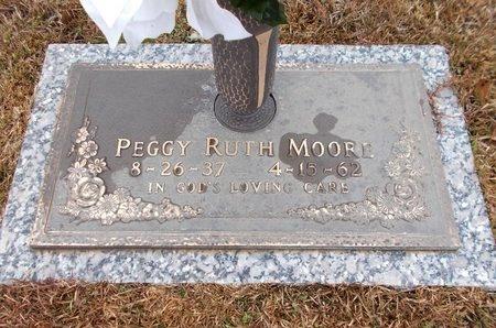 MOORE, PEGGY RUTH - Ouachita County, Louisiana | PEGGY RUTH MOORE - Louisiana Gravestone Photos
