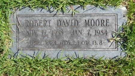 MOORE, ROBERT DAVID - Ouachita County, Louisiana | ROBERT DAVID MOORE - Louisiana Gravestone Photos