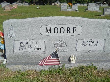 MOORE, ROBERT E - Ouachita County, Louisiana | ROBERT E MOORE - Louisiana Gravestone Photos