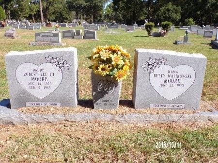 MOORE, BETTY JEAN - Ouachita County, Louisiana | BETTY JEAN MOORE - Louisiana Gravestone Photos