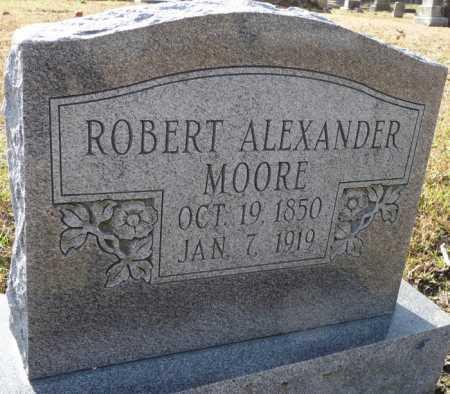 MOORE, ROBERT ALEXANDER - Ouachita County, Louisiana   ROBERT ALEXANDER MOORE - Louisiana Gravestone Photos