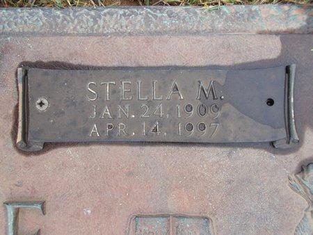 MOORE, STELLA M (CLOSE UP) - Ouachita County, Louisiana   STELLA M (CLOSE UP) MOORE - Louisiana Gravestone Photos
