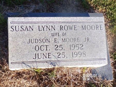 MOORE, SUSAN LYNN - Ouachita County, Louisiana   SUSAN LYNN MOORE - Louisiana Gravestone Photos