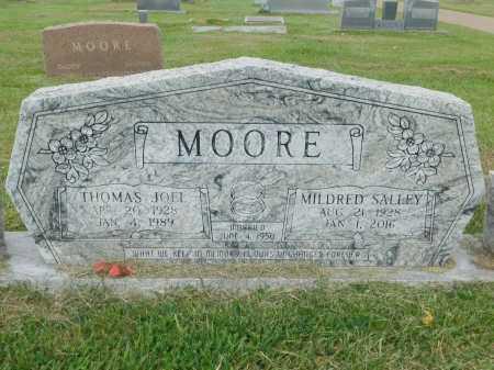 MOORE, THOMAS JOEL - Ouachita County, Louisiana | THOMAS JOEL MOORE - Louisiana Gravestone Photos