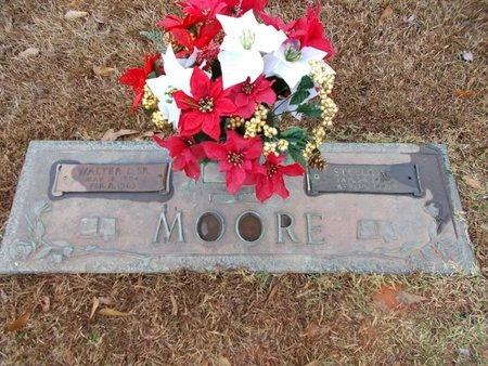 MOORE, STELLA M - Ouachita County, Louisiana | STELLA M MOORE - Louisiana Gravestone Photos