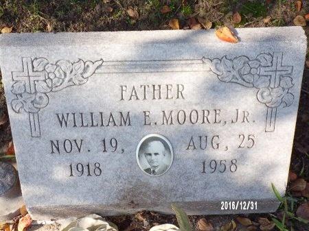 MOORE, WILLIAM E., JR - Ouachita County, Louisiana   WILLIAM E., JR MOORE - Louisiana Gravestone Photos