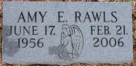 RAWLS, AMY E - Ouachita County, Louisiana   AMY E RAWLS - Louisiana Gravestone Photos