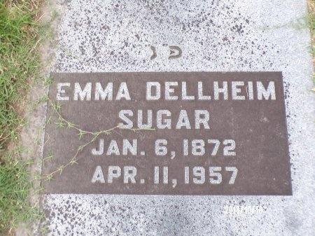 SUGAR, EMMA - Ouachita County, Louisiana | EMMA SUGAR - Louisiana Gravestone Photos