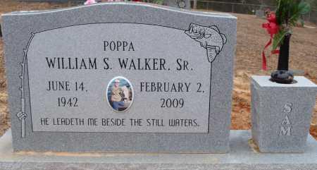 "WALKER, WILLIAM S, JR ""SAM"" - Ouachita County, Louisiana   WILLIAM S, JR ""SAM"" WALKER - Louisiana Gravestone Photos"