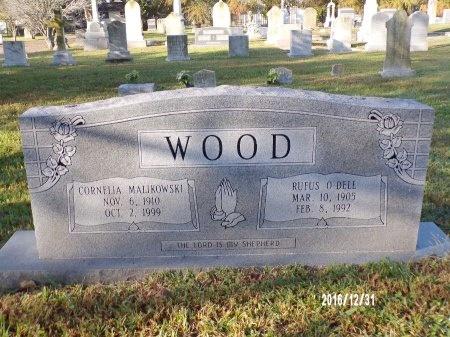 WOOD, CORNELIA - Ouachita County, Louisiana | CORNELIA WOOD - Louisiana Gravestone Photos