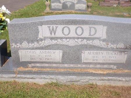WOOD, LOUIS ANDREW - Ouachita County, Louisiana | LOUIS ANDREW WOOD - Louisiana Gravestone Photos
