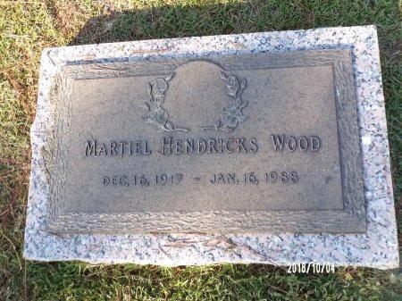 WOOD, MARTIEL - Ouachita County, Louisiana   MARTIEL WOOD - Louisiana Gravestone Photos