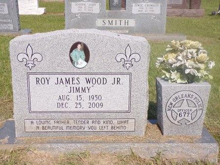 "WOOD, ROY JAMES, JR ""JIMMY"" - Ouachita County, Louisiana | ROY JAMES, JR ""JIMMY"" WOOD - Louisiana Gravestone Photos"