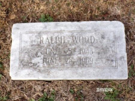 WOOD, RALPH - Ouachita County, Louisiana   RALPH WOOD - Louisiana Gravestone Photos