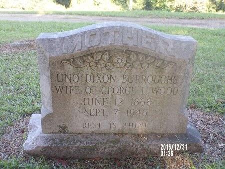 WOOD, UNO - Ouachita County, Louisiana | UNO WOOD - Louisiana Gravestone Photos
