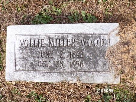 WOOD, VOLLIE - Ouachita County, Louisiana   VOLLIE WOOD - Louisiana Gravestone Photos