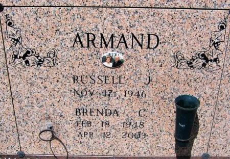 ARMAND, BRENDA - Pointe Coupee County, Louisiana | BRENDA ARMAND - Louisiana Gravestone Photos