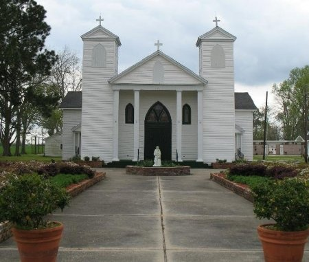 *CHURCH,  - Pointe Coupee County, Louisiana |  *CHURCH - Louisiana Gravestone Photos