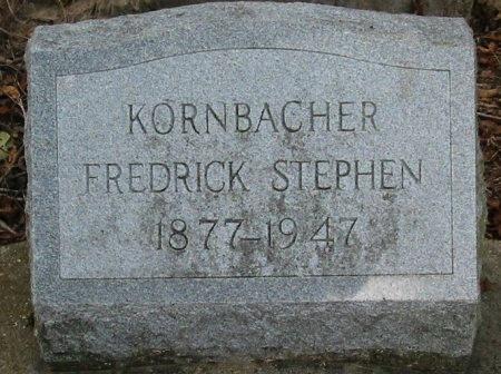 KORNBACHER, FREDERICK STEPHEN - Pointe Coupee County, Louisiana | FREDERICK STEPHEN KORNBACHER - Louisiana Gravestone Photos
