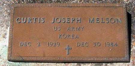 MELSON, CURTIS JOSEPH  (VETERAN KOR) - Pointe Coupee County, Louisiana | CURTIS JOSEPH  (VETERAN KOR) MELSON - Louisiana Gravestone Photos