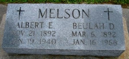MELSON, MARY BEULAH - Pointe Coupee County, Louisiana | MARY BEULAH MELSON - Louisiana Gravestone Photos