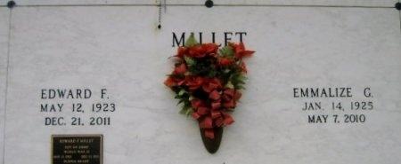 MILLET, EMMALINE - Pointe Coupee County, Louisiana | EMMALINE MILLET - Louisiana Gravestone Photos