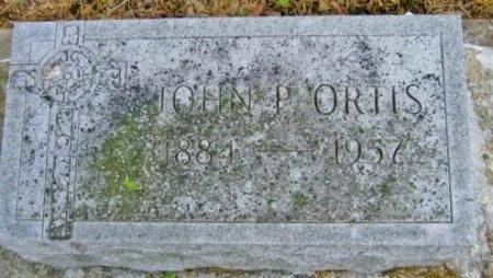 ORTIS, JOHN P - Pointe Coupee County, Louisiana   JOHN P ORTIS - Louisiana Gravestone Photos