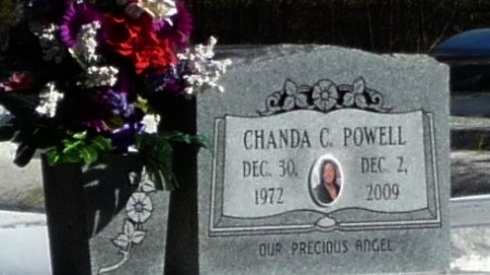 POWELL, CHANDA COLLETTE - Pointe Coupee County, Louisiana | CHANDA COLLETTE POWELL - Louisiana Gravestone Photos