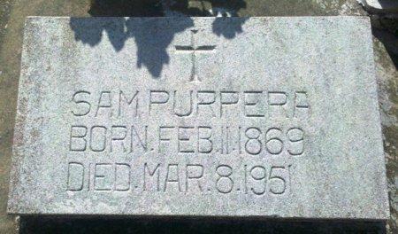 PURPERA, SAM - Pointe Coupee County, Louisiana   SAM PURPERA - Louisiana Gravestone Photos